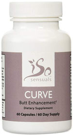 IsoSensual Curve Hip Enhancement pills