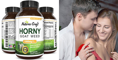 Horny GOat Weed Pills for Men and Woman Health increase