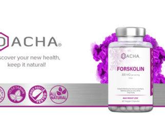 Dacha Nutrition Forskolin Extract Platinum Life