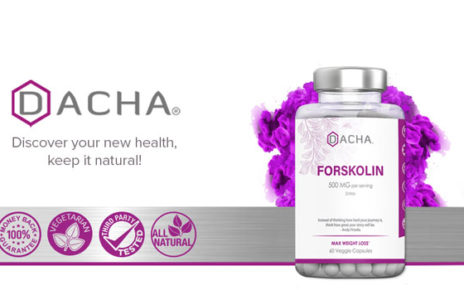 Dacha Nutrition Forskolin Extract Platinum Life