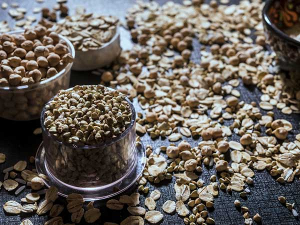 Grains Food to fight insomnia for adults