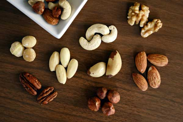 Almonds to fight insomnia