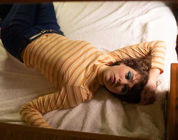 Insomina Victim Trying to sleep disorder