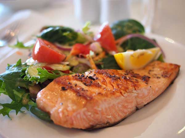 Fish Food to help fight insomnia