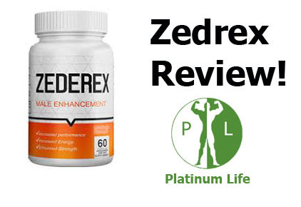 Zederex Male Enhancement Review