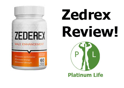 Zederex Male Enhancement Review