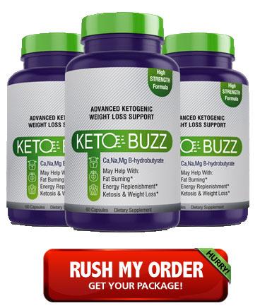 Keto Buzz, Keto Buzz Review Image,