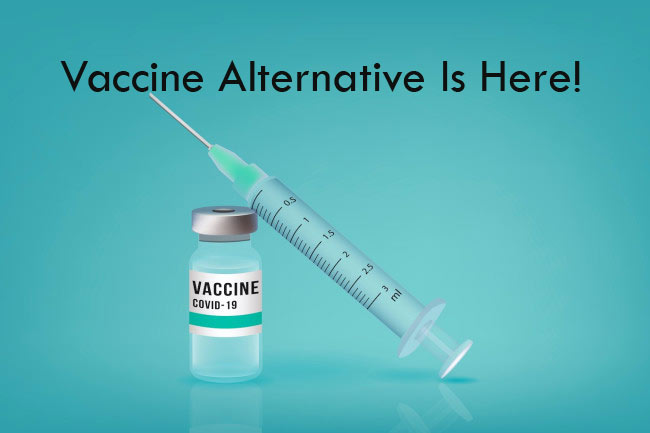 Covid-19 Vaccine aternative News