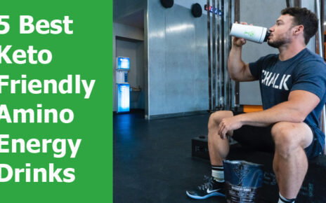 5 Best CHeap KEto Friendly Amino ENergy Drinks BCAA